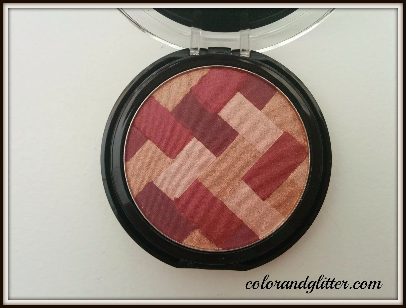 Color And Glitter Product Review Maybelline Face Studio