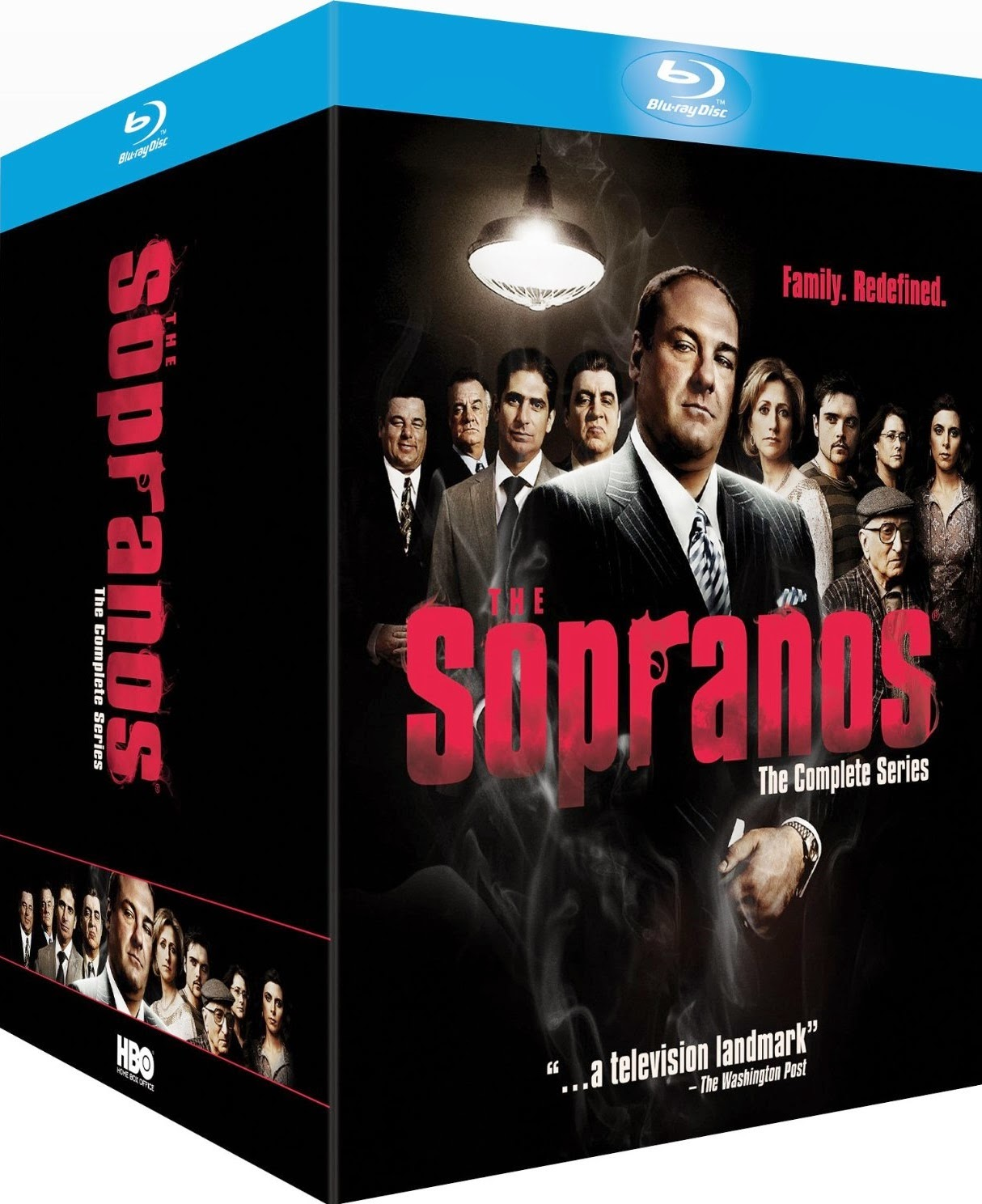 The Wertzone HBO Remasters THE SOPRANOS And Maybe THE WIRE In HD