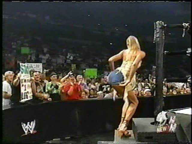 stacy keibler ass thong