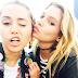 La novia de Miley Cyrus es un angelito de Victoria's Secret