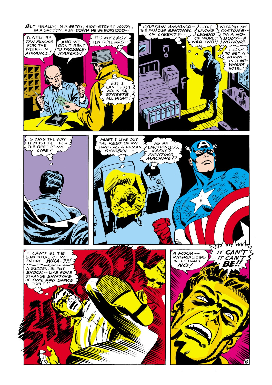 Captain America (1968) Issue #114 #28 - English 20