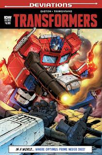 Transformers: Deviations #1