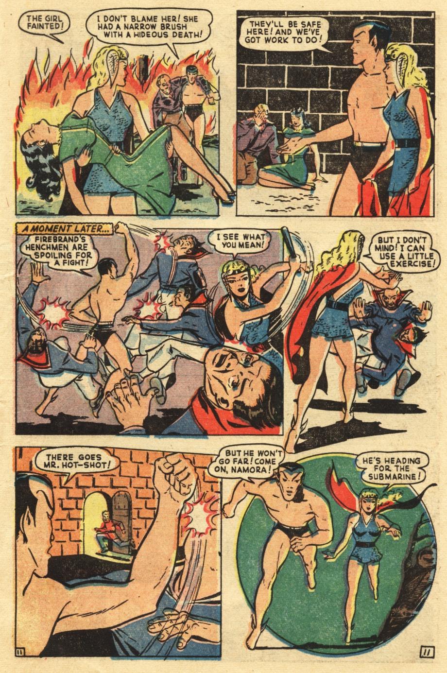 Sub-Mariner Comics #25 #25 - English 13