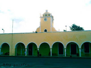 Palacio Municipal Conkal Yucatan
