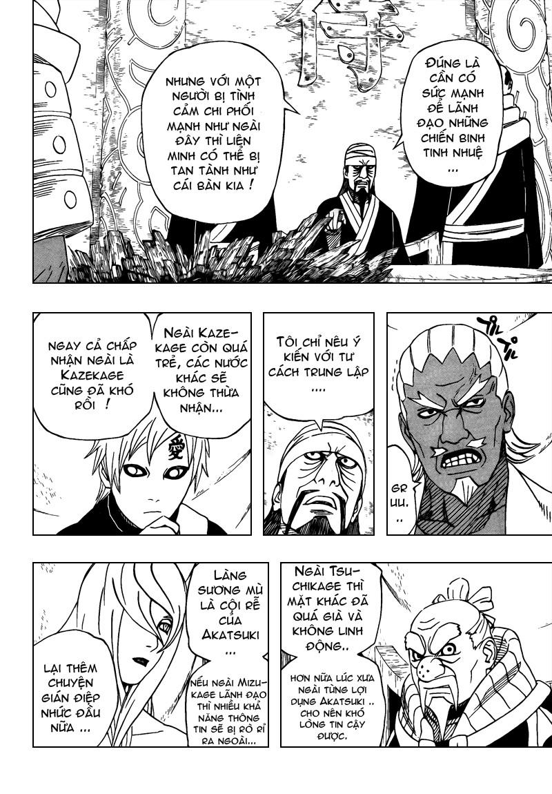 Naruto chap 459 Trang 3 - Mangak.info