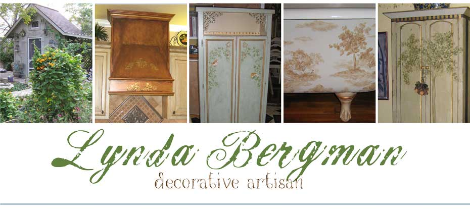 Lynda Bergman Decorative Artisan