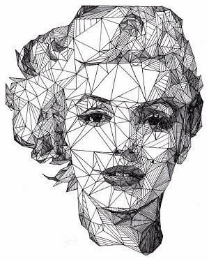 El lunar de Marilyn