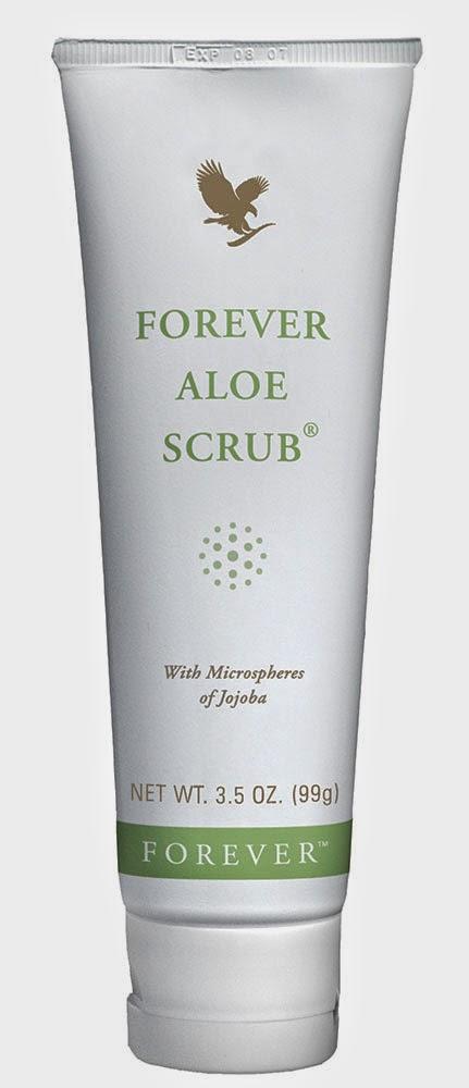 Forever Aloe Scrub® Sữa rửa mặt và toàn thân