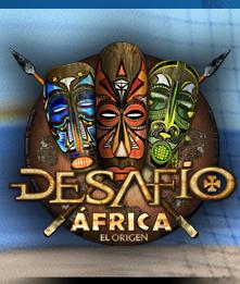 Vídeo Desafio África 2013 en novelascloud.com