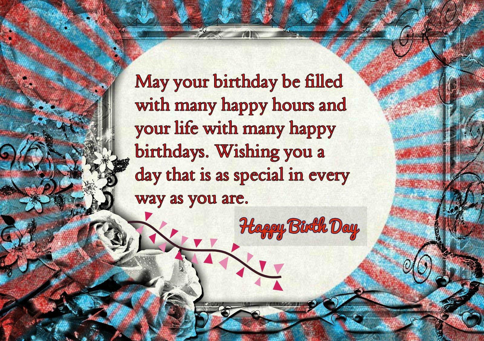 Latest Birthday Wishes ,Happy Birthday Quotes,New Best Birthday Images,Cute  Birthday Images With Special Greetings
