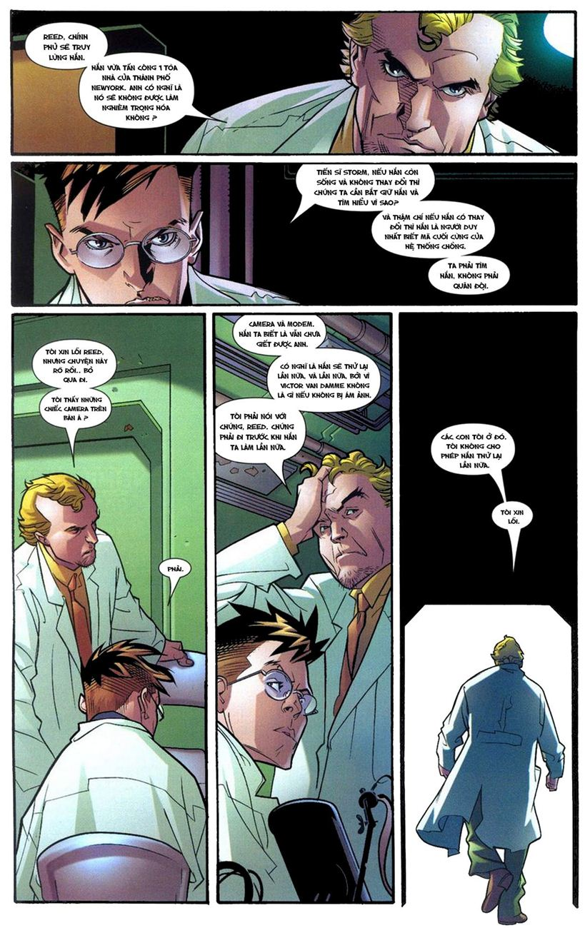 Ultimate Fantastic Four chap 10 - Trang 7