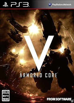 Download - Jogo Armored Core V PS3-ANTiDOTE PAL (2012)