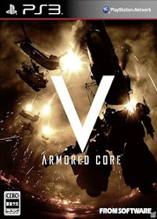 aromredcore Download   Jogo Armored Core V PS3 ANTiDOTE PAL (2012)
