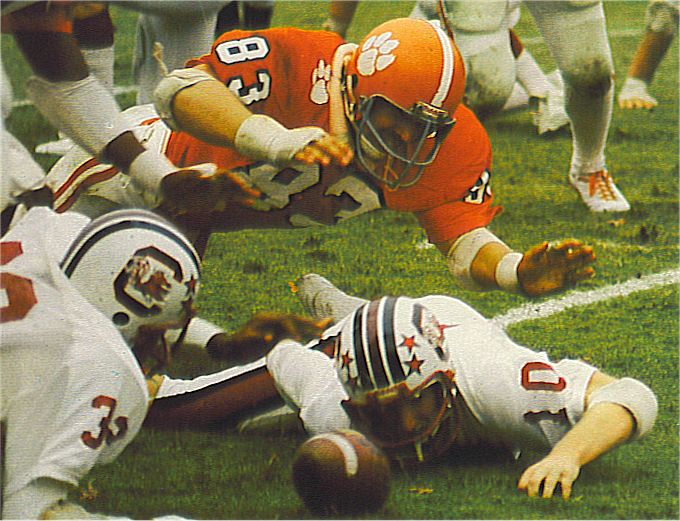 August 14th Clemson Historic Picture Of The Day