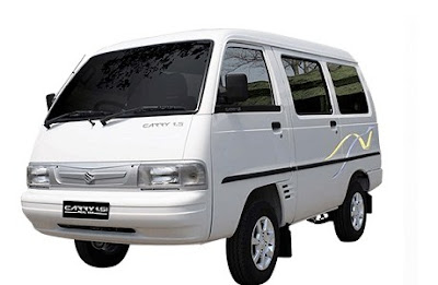 Harga Suzuki Carry 1.5 Real Van