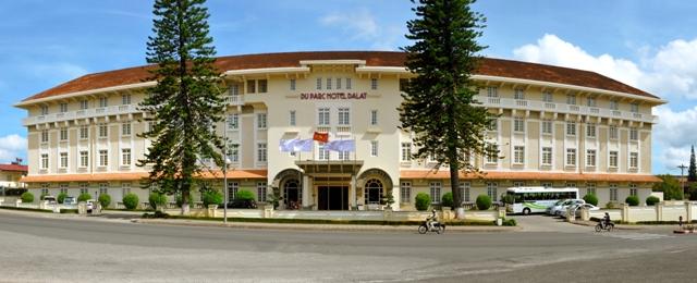 Hotel in Dalat