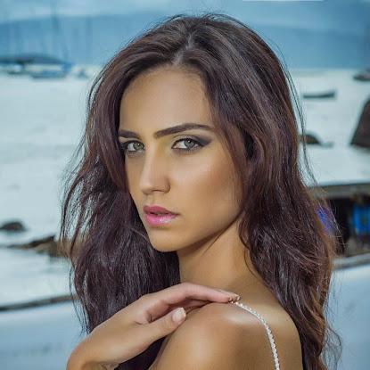Miss de Balneário Jurerê Internacional, Juliana Policastro faria desfile juntamente com Cauã Raymon