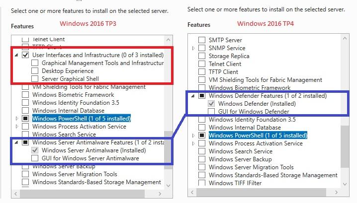 windows defender update server 2016