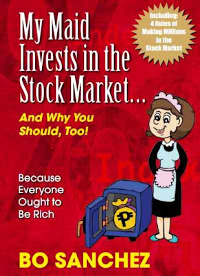 Bo Sanchez books - My Maid Invests in the Stock Exchange