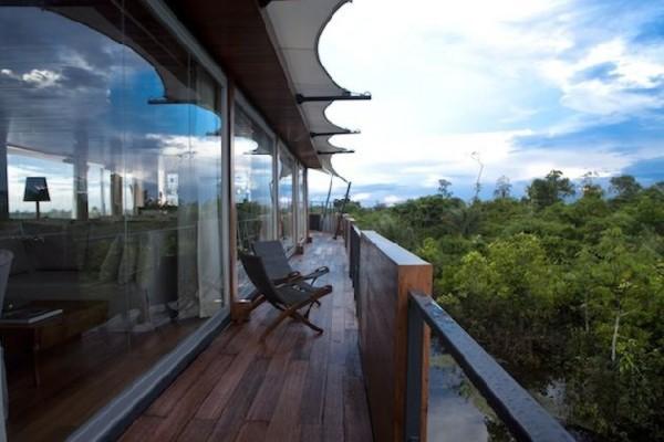 Hotel at Amazone