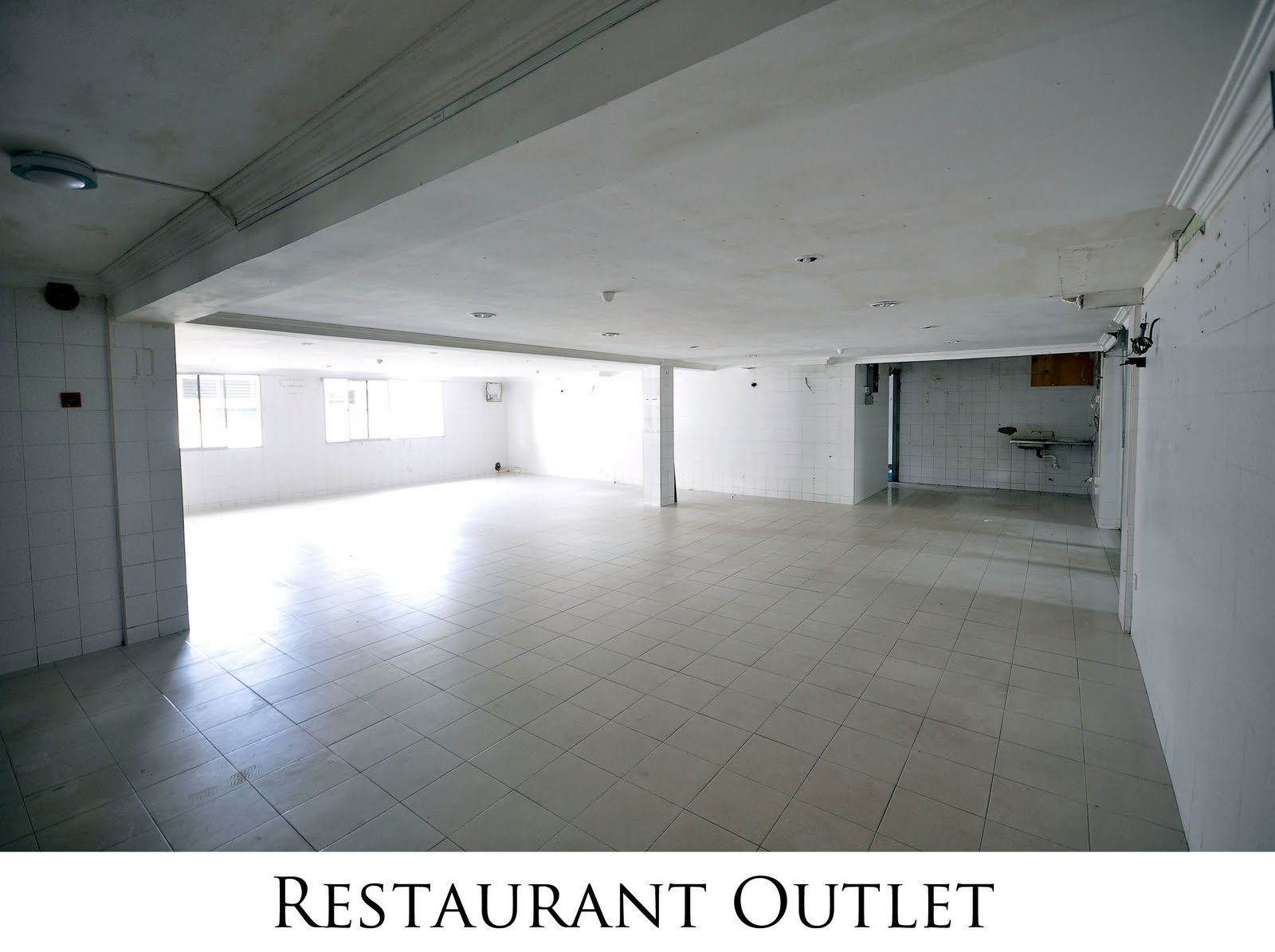 Y Penang Empty Restaurant Space To Rent