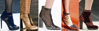Fall 2013 Ankle Boots Trends
