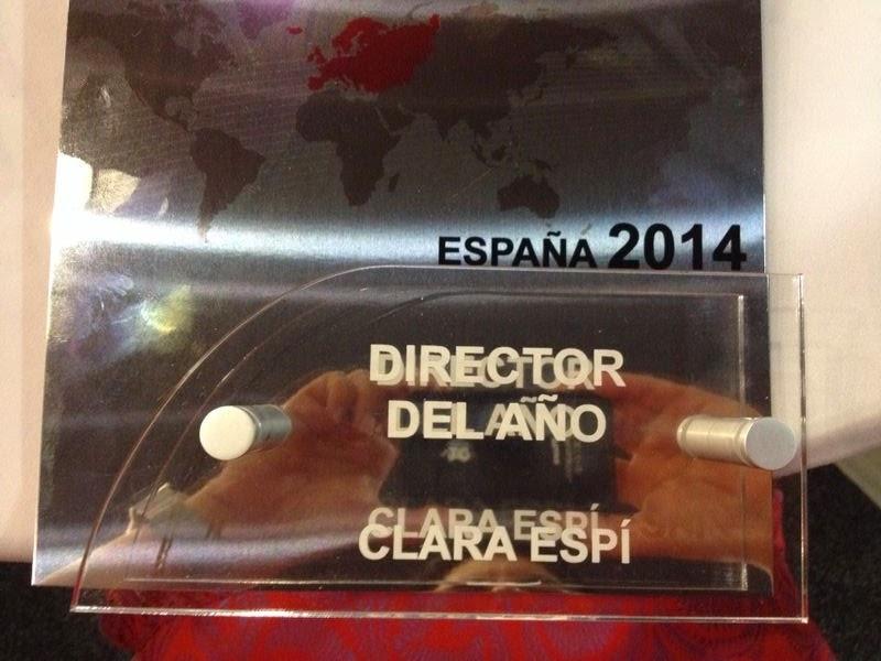 clara espi mejor directora bni españa 2014
