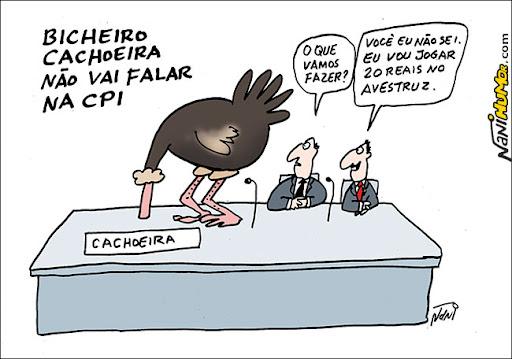 Depoimento mais esperado, Cachoeira pode ficar calado em CPI