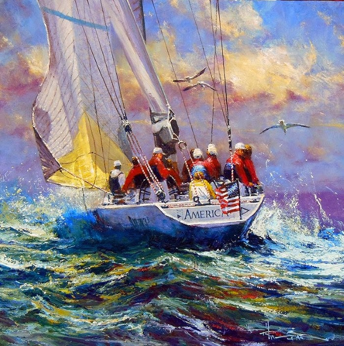 ������������� ��������. Robert Hagan