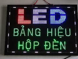 in hiflex lam hop den quang cao, in hiflex xuyên sáng làm hộp đèn
