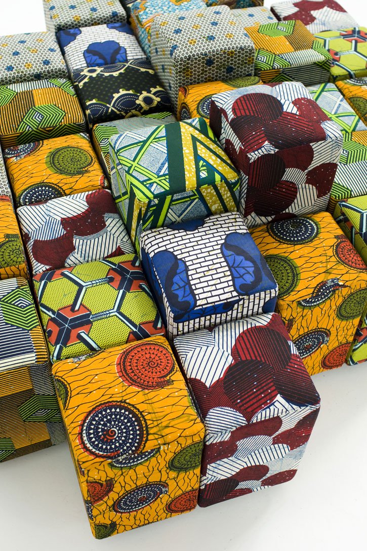 through the french eye of design african wax fabrics. Black Bedroom Furniture Sets. Home Design Ideas