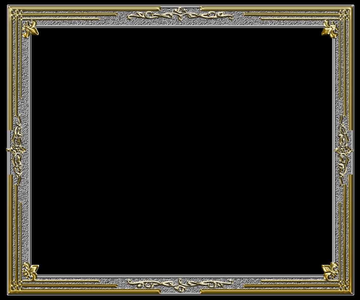 Png Gold Frames   New Calendar Template Site