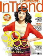 ♥BabyIntan @ InTrend March 2011♥