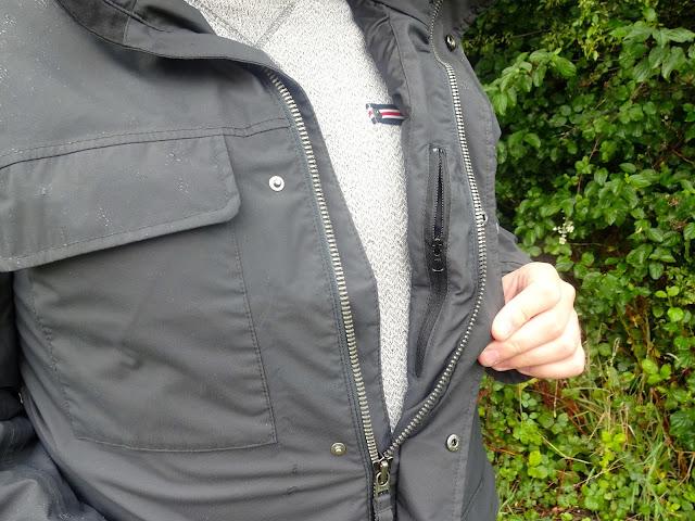 Helly Hansen rainwear universal moto jacket
