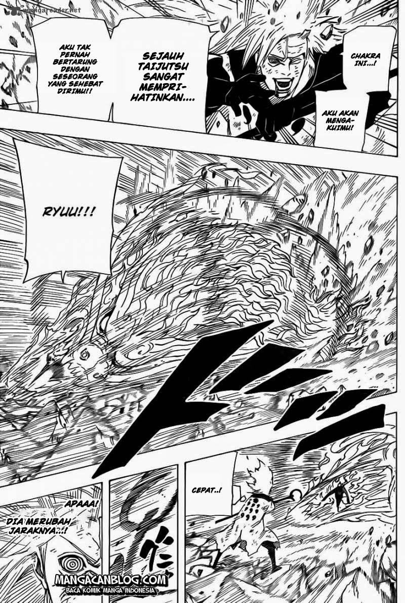 Komik Naruto 672 Bahasa Indonesia