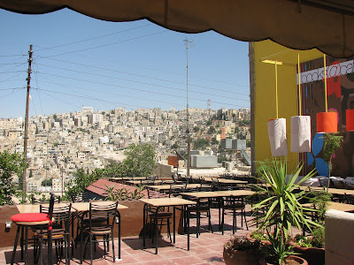 (Jordan) – Amman – A modern city built on the sands of time