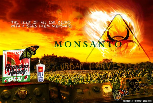 Chemical, used by Monsanto, found in urine of Europeans - study