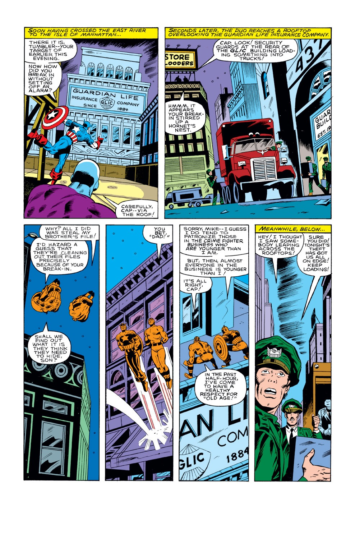 Captain America (1968) Issue #291 #207 - English 15