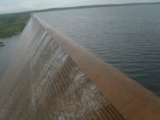 Construção de 80 barragens em Cristalina