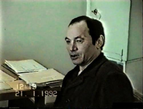 السفاح الروسي Nikolai Dzhumagaliev