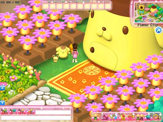 online games hello kitty