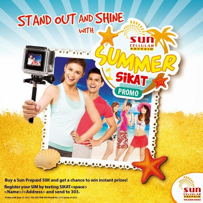 #SunSummerSikat Promo