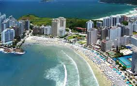 praia guaruja