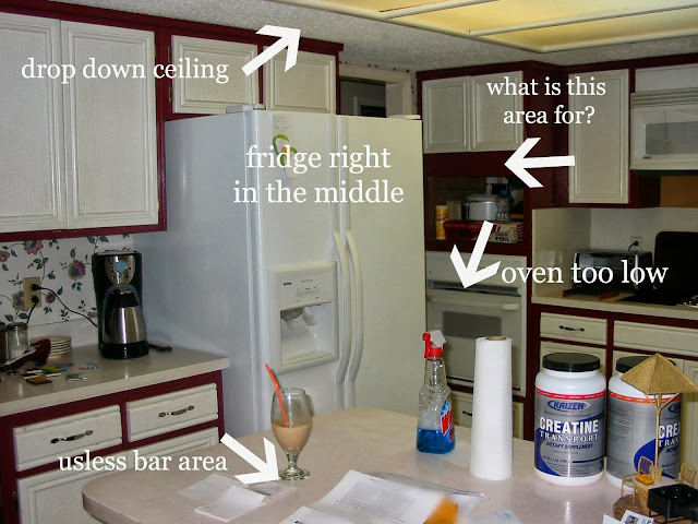 Our Kitchen Overhaul part 2 - Living in Chaos brought to you by Life After Empty Nest.