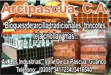 Arcipascua C.A.