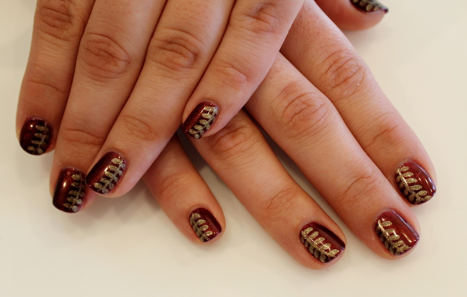 ManiMondays: Yay for Fall Nails!