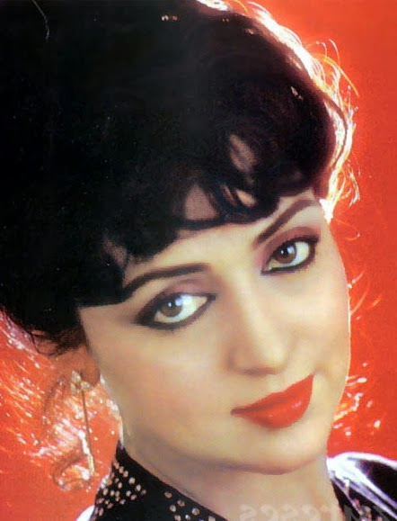 Rare Photos of Bollywood Heroine Hema Malini