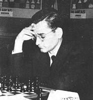 El ajedrecista español Pere Puig