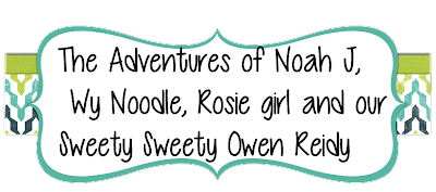 The Adventures of Noah J, Little Wy, and Annie Rose