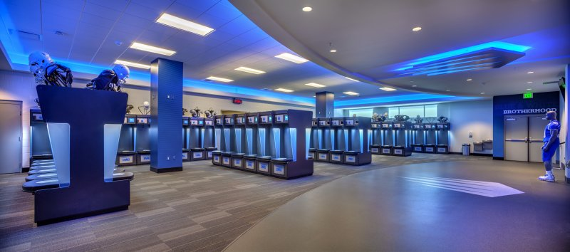 Texas Locker Room  Million